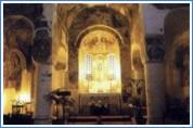 La Cripta: l'architettura