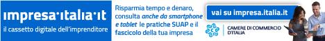Maggiore semplificazione e trasparenza alle imprese del suo Comune grazie a impresa.italia.it, il cassetto digitale dell'imprenditore.